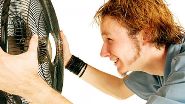 canicule ventilateur