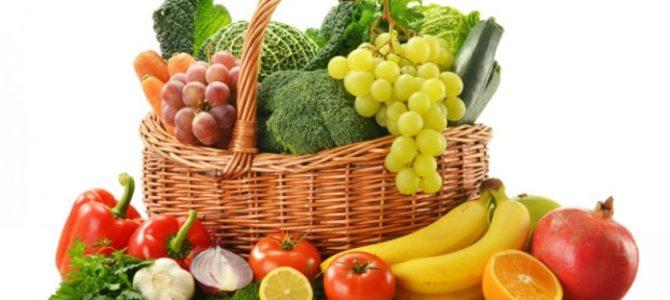 L'alimentation :  qu'est-ce qu'il faut manger