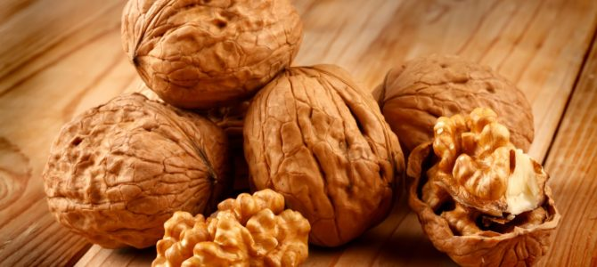 Manger des noix est très bon pour la santé