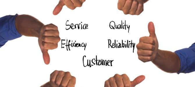 4 pistes de solutions pour améliorer la qualité d'un service